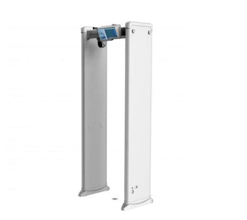 Walkthrough Temperature Screening System