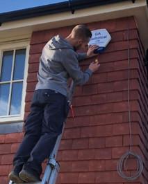 Burglar alarm uckfield, uckfield burglar