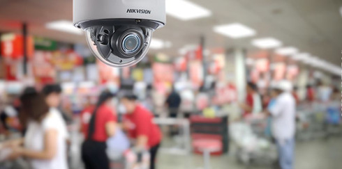 Hikvision Thermal CCTV Camera