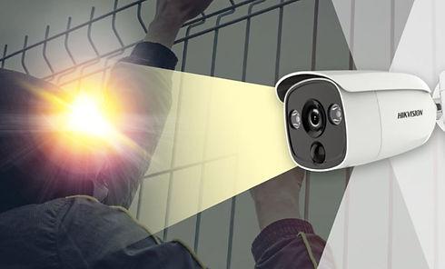 Motion Detection CCTV