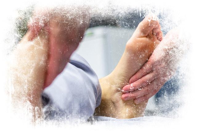Foot & Hand Reflexology