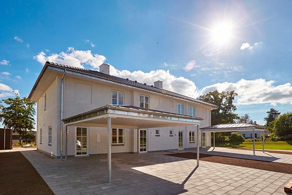 Bülow Huse arkitekttegnede kvalitetshuse