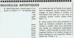 Galerie des 3 rives - Paris