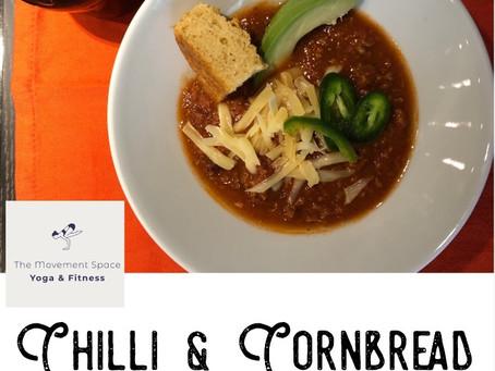 Chilli & Cornbread Rezpete