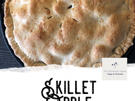 Skillet Apple Pie (Vegan)
