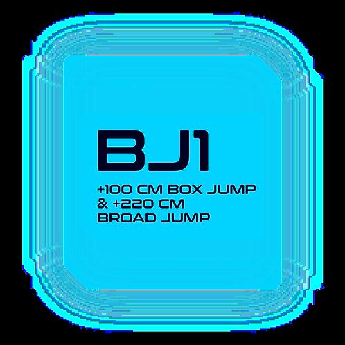 ROAD TO A +100CM BOX JUMP & +220CM BROAD JUMP