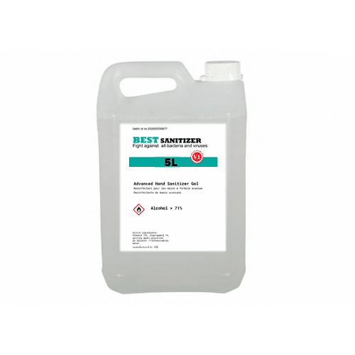 Multi-Purpose Sanitiser 5Ltr Refill