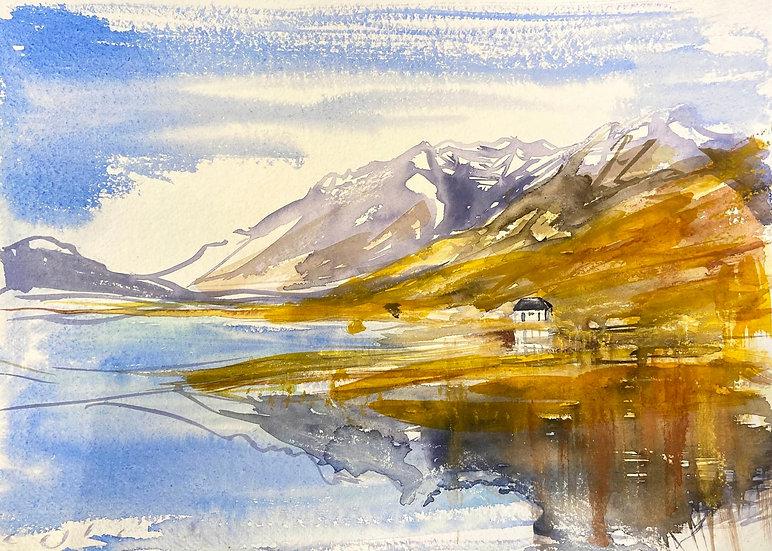 By the Ling Hut, Glen Torridon