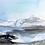 Thumbnail: Snowy day at Ob Mhealaidh, Loch Torridon