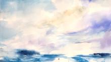 Blue skies!