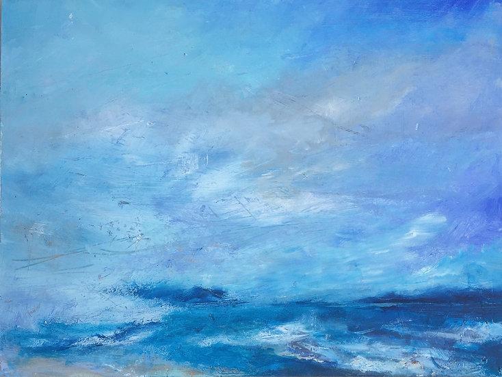 Loch Shieldaig with Sea Spray