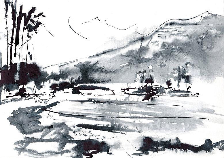 Winter, Loch Torridon