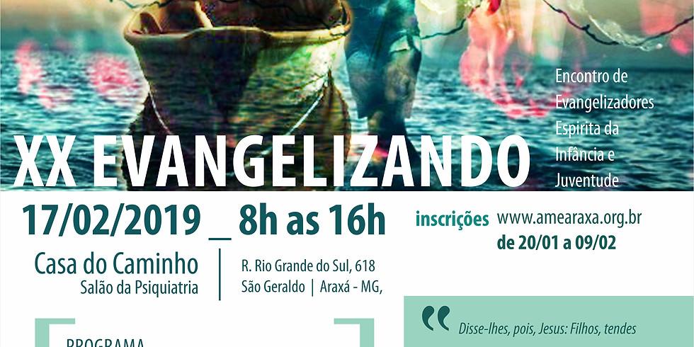 XX EVANGELIZANDO 2019