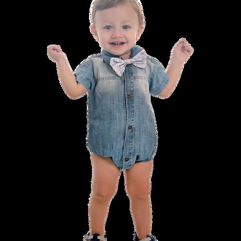 Body Jeans Gravata Tricoline