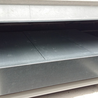 panely pro zakrytí obvodu tepla a kouře