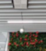 kovový lamelový podhled LONGUS
