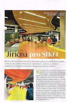 článek Allegro kovový lištový podhled