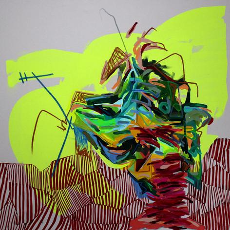 An entanglement