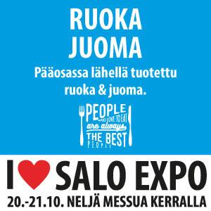 Salo expo 20.-21.10.2018