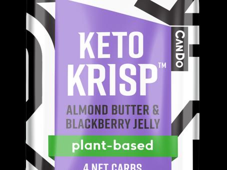 Keto Product Review: Keto Krisp Bar