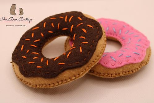 Felt Donuts (Set of 2)