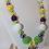 Thumbnail: Springtime Bubblegum Necklace