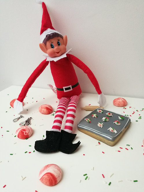 PRE-ORDER Elf on a Shelf Baking Set