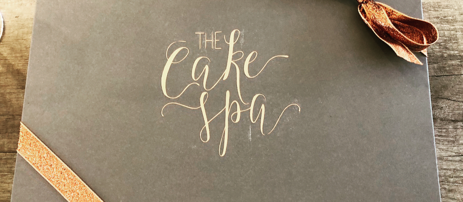 The Cake Spa - Launch Weekend