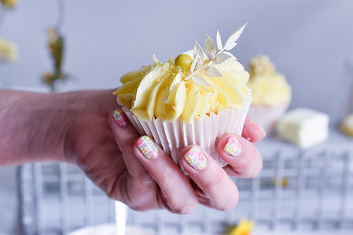 Pre-Order Mother's Day Cupcakes x 4