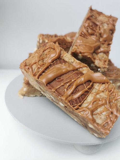 Biscoff Blondie Baking Box