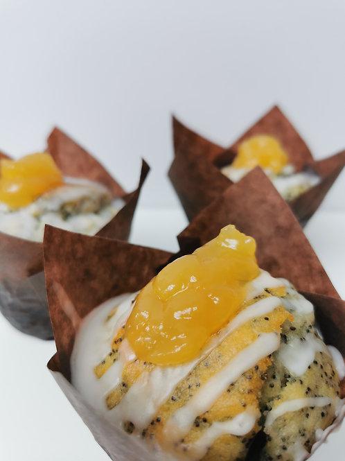 Recipe Card - Lemon & Poppyseed Muffins Recipe Card