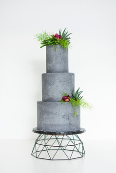 Full view of Concrete Cake