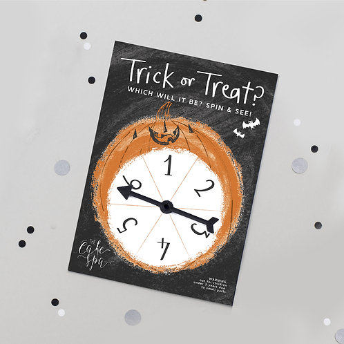 PRE-ORDER Halloween Trick or Treat Marshmallow Game