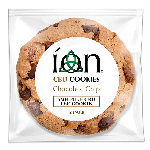 COOKIES - CHOCOLATE CHIP (2 PACK)