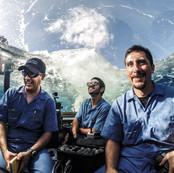 Dive on Socorro with Ismael and Mauricio