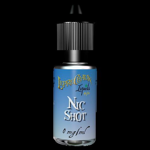 0mg Nic Shot