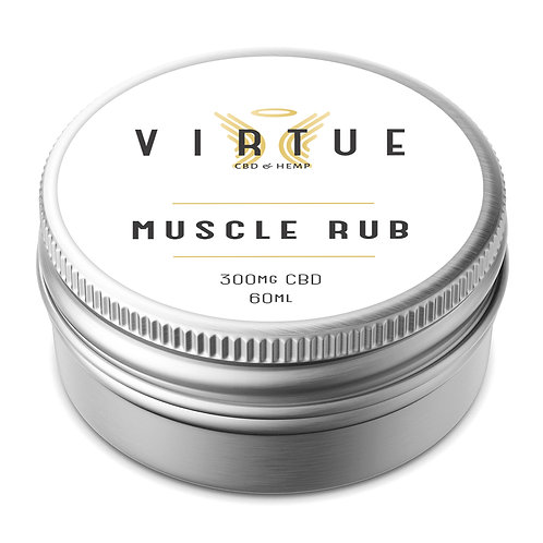 MUSCLE RUB 300mg
