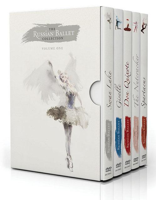 5 DVD BOX SET