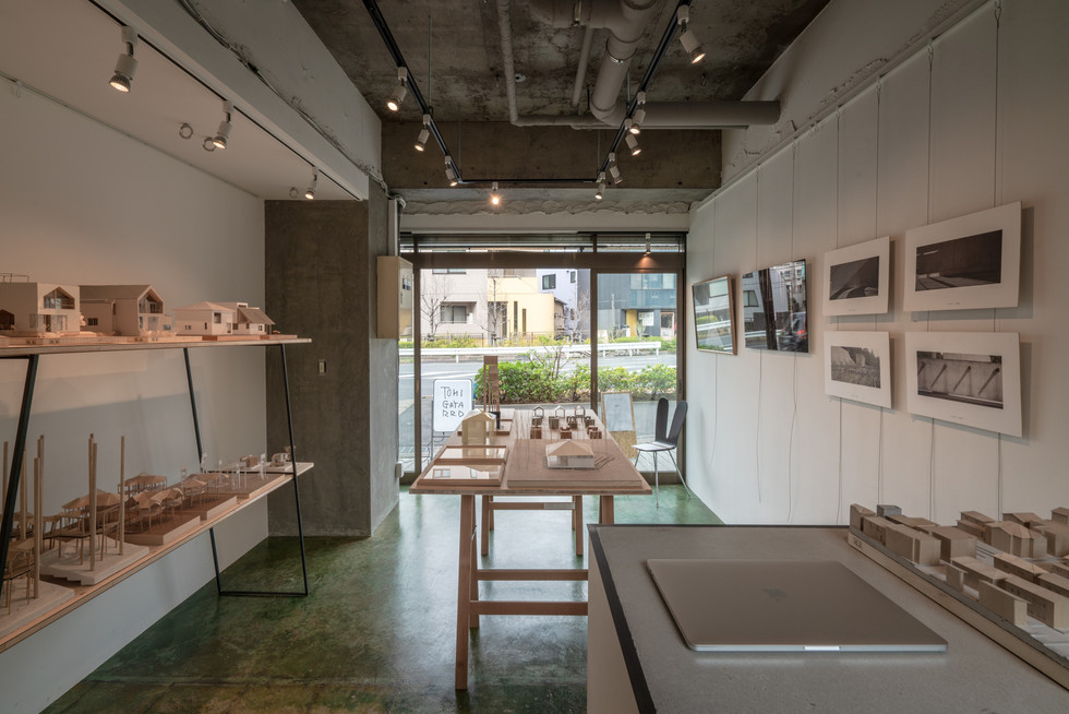 Tomigaya , Tokyo | sell. | exhibition