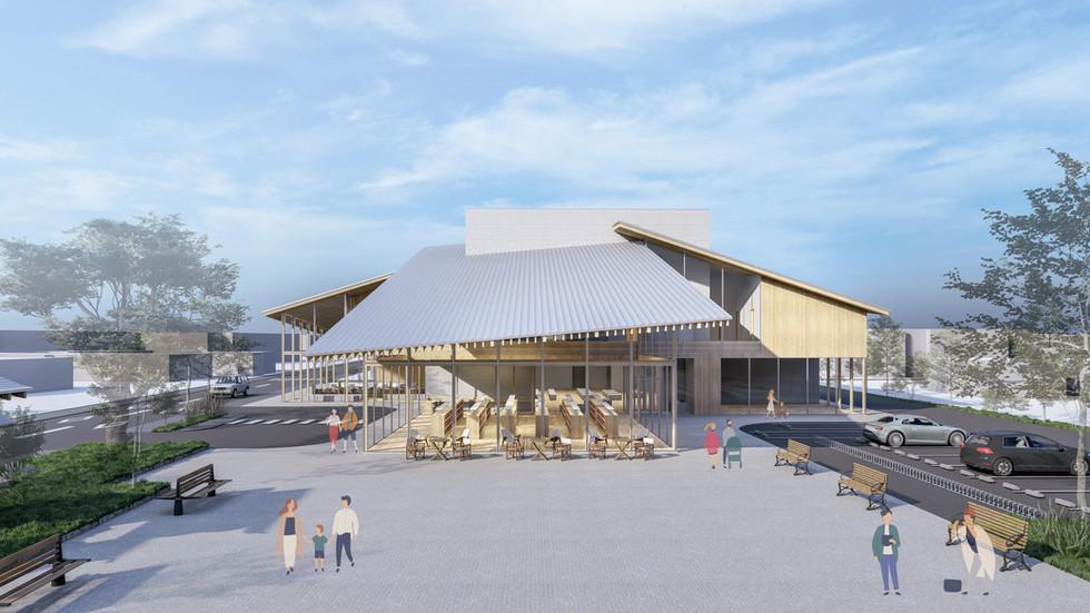 | competition | Kagoshima | community center | 2021 |