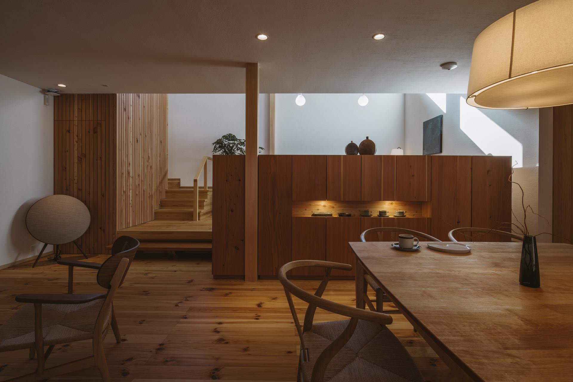 Nagano | Model House at Nagano | house