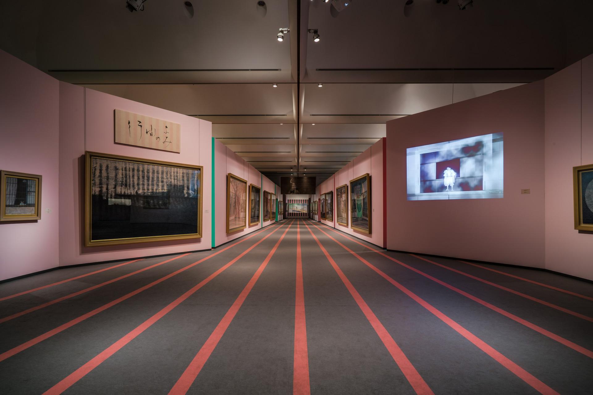 Ueno | Tokyo University of the Arts  | exhibition of Masaaki Miyasako |