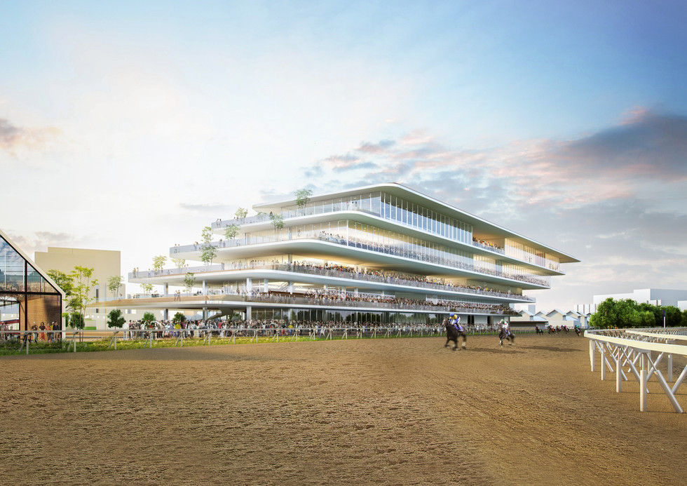 | competition | seclet | Racecourse​ | 2019 |