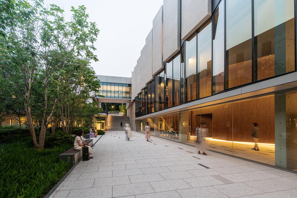 Kamimeguro , Tokyo | Tokyo College of Music | Campus
