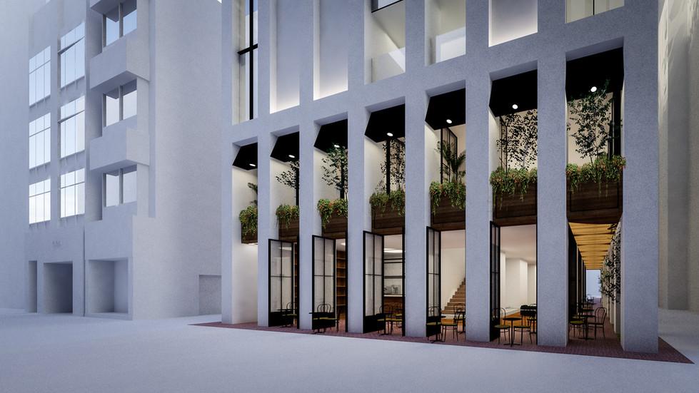 銀座ホテル計画
