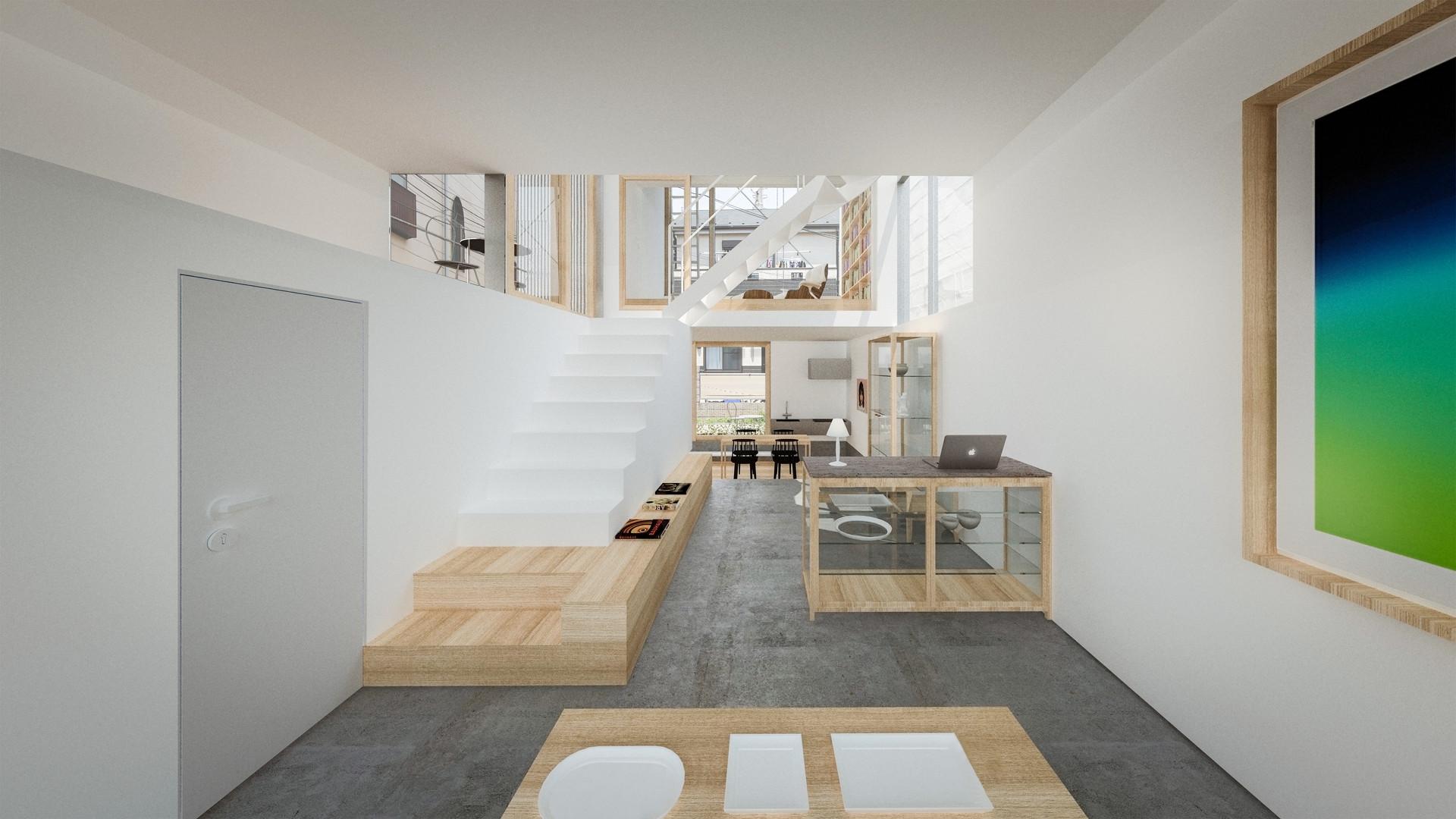 | competition | asagaya,tokyo | House | 2018 |