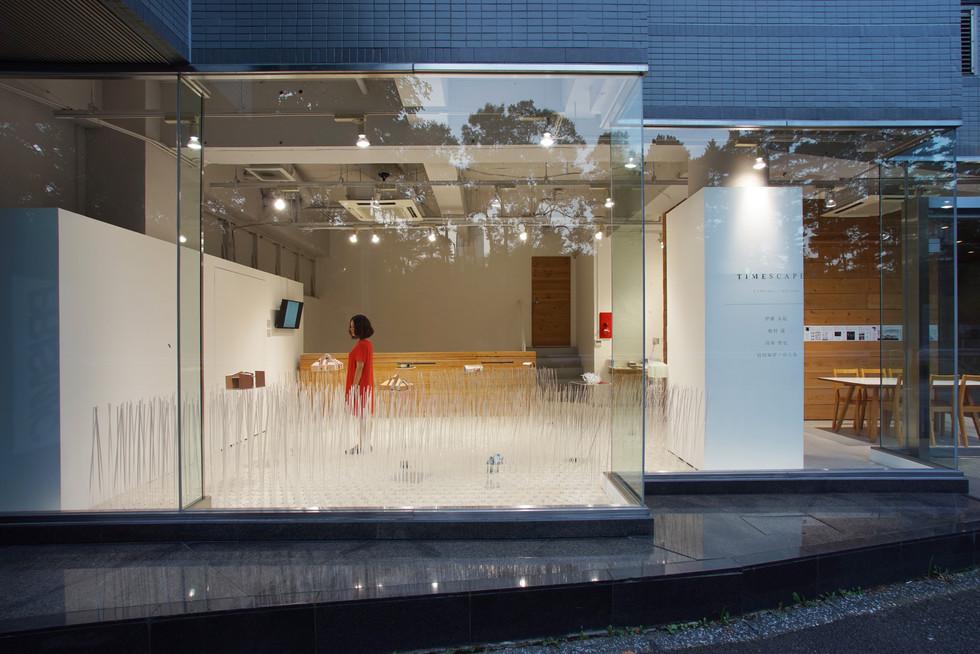 aoyama | PRISMIC GALLERY | Timescape | exhibition