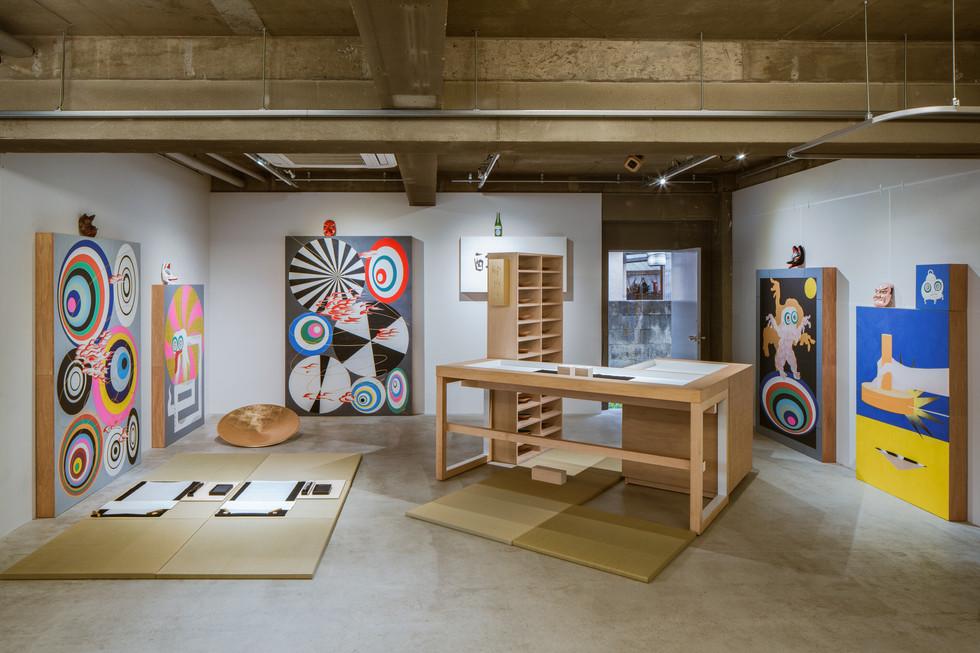 Tokyo | Yoigoma | Exhibition