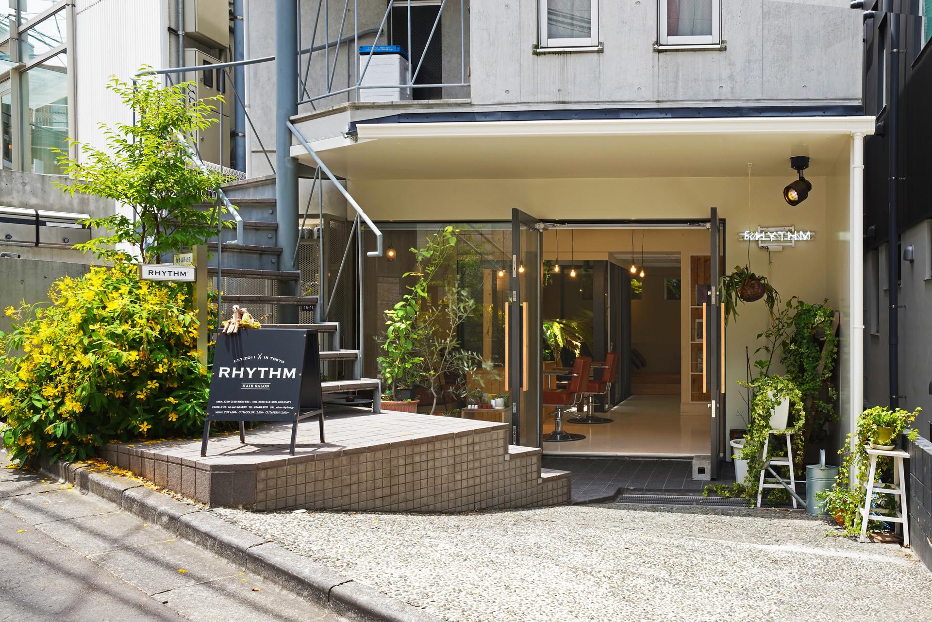 Omotesando | RHYTHM  | Hair Salon