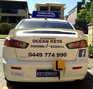About Ocean Keys Driving School